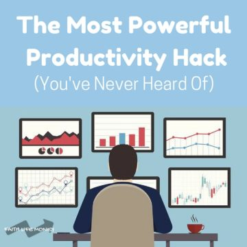 Productivity hack 1