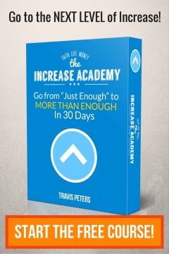 Free course Increase Academy